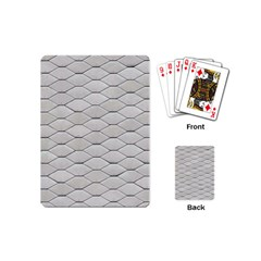 Roof Texture Playing Cards (mini)