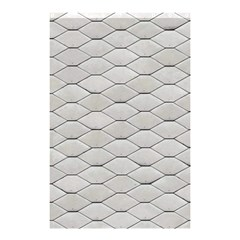 Roof Texture Shower Curtain 48  x 72  (Small)