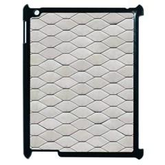 Roof Texture Apple iPad 2 Case (Black)