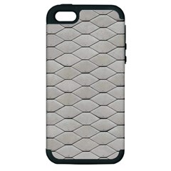 Roof Texture Apple iPhone 5 Hardshell Case (PC+Silicone)