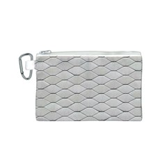 Roof Texture Canvas Cosmetic Bag (S)
