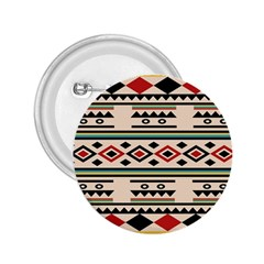 Tribal Pattern 2.25  Buttons