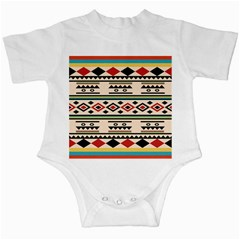 Tribal Pattern Infant Creepers