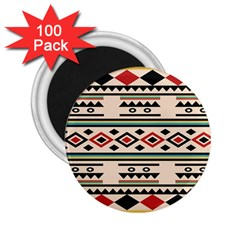 Tribal Pattern 2.25  Magnets (100 pack)