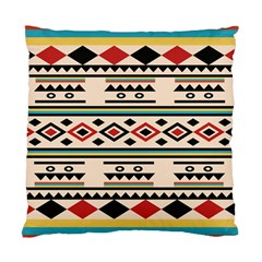 Tribal Pattern Standard Cushion Case (two Sides)