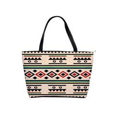 Tribal Pattern Shoulder Handbags