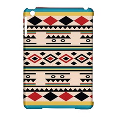 Tribal Pattern Apple iPad Mini Hardshell Case (Compatible with Smart Cover)