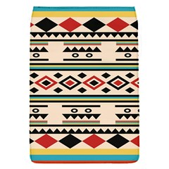 Tribal Pattern Flap Covers (S)