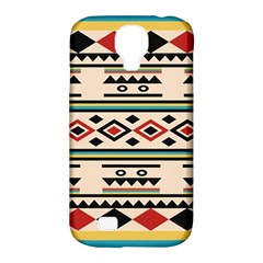 Tribal Pattern Samsung Galaxy S4 Classic Hardshell Case (PC+Silicone)