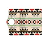Tribal Pattern Kindle Fire HD (2013) Flip 360 Case Front