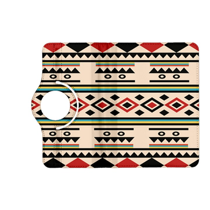 Tribal Pattern Kindle Fire HD (2013) Flip 360 Case