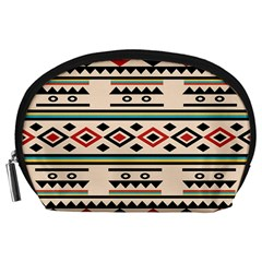 Tribal Pattern Accessory Pouches (large)