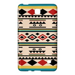 Tribal Pattern Samsung Galaxy Tab 4 (7 ) Hardshell Case