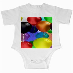 Colorful Balloons Render Infant Creepers