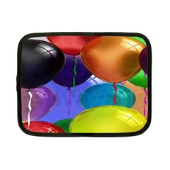 Colorful Balloons Render Netbook Case (Small)