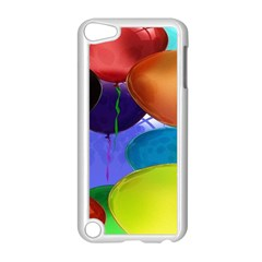 Colorful Balloons Render Apple Ipod Touch 5 Case (white)