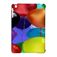 Colorful Balloons Render Apple iPad Mini Hardshell Case (Compatible with Smart Cover)