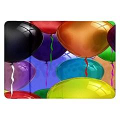 Colorful Balloons Render Samsung Galaxy Tab 8.9  P7300 Flip Case