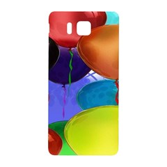 Colorful Balloons Render Samsung Galaxy Alpha Hardshell Back Case