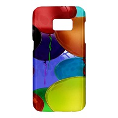 Colorful Balloons Render Samsung Galaxy S7 Hardshell Case