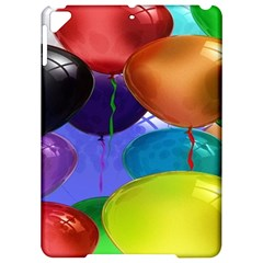 Colorful Balloons Render Apple Ipad Pro 9 7   Hardshell Case