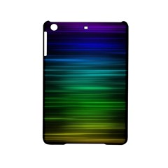Blue And Green Lines iPad Mini 2 Hardshell Cases
