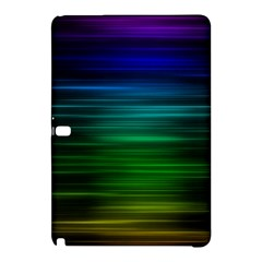 Blue And Green Lines Samsung Galaxy Tab Pro 12.2 Hardshell Case