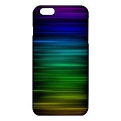 Blue And Green Lines Iphone 6 Plus/6s Plus Tpu Case