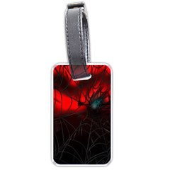 Spider Webs Luggage Tags (two Sides)