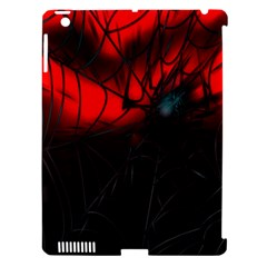 Spider Webs Apple Ipad 3/4 Hardshell Case (compatible With Smart Cover)