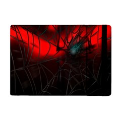 Spider Webs Apple iPad Mini Flip Case