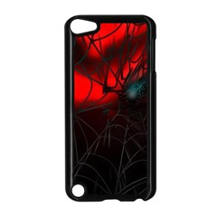Spider Webs Apple iPod Touch 5 Case (Black)