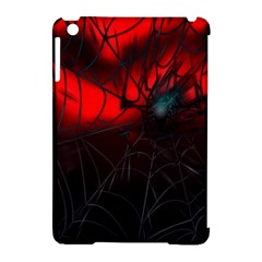 Spider Webs Apple iPad Mini Hardshell Case (Compatible with Smart Cover)