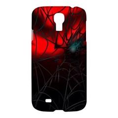 Spider Webs Samsung Galaxy S4 I9500/I9505 Hardshell Case