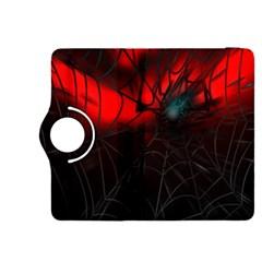 Spider Webs Kindle Fire Hdx 8 9  Flip 360 Case