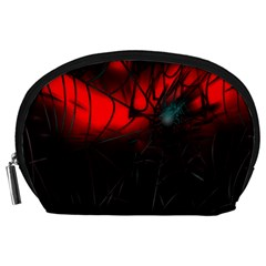 Spider Webs Accessory Pouches (Large)