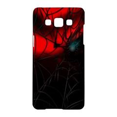 Spider Webs Samsung Galaxy A5 Hardshell Case