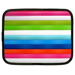 Colorful Plasticine Netbook Case (XXL)