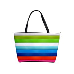 Colorful Plasticine Shoulder Handbags