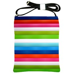 Colorful Plasticine Shoulder Sling Bags