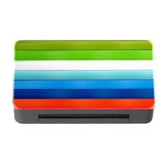 Colorful Plasticine Memory Card Reader With Cf
