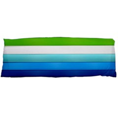 Colorful Plasticine Body Pillow Case (Dakimakura)