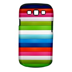 Colorful Plasticine Samsung Galaxy S Iii Classic Hardshell Case (pc+silicone)