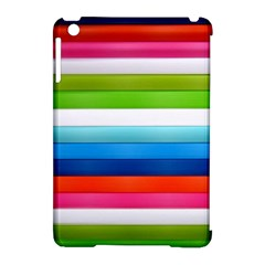 Colorful Plasticine Apple iPad Mini Hardshell Case (Compatible with Smart Cover)