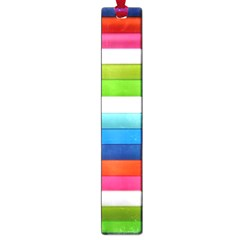 Colorful Plasticine Large Book Marks