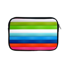 Colorful Plasticine Apple iPad Mini Zipper Cases