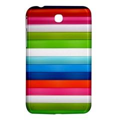 Colorful Plasticine Samsung Galaxy Tab 3 (7 ) P3200 Hardshell Case