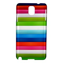 Colorful Plasticine Samsung Galaxy Note 3 N9005 Hardshell Case