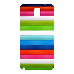 Colorful Plasticine Samsung Galaxy Note 3 N9005 Hardshell Back Case