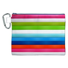 Colorful Plasticine Canvas Cosmetic Bag (xxl)